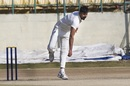 Avesh Khan bowls, Himachal Pradesh v Madhya Pradesh, Ranji Trophy 2019-20, Dharamsala, 1st day, January 3, 2020