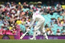 James Pattinson is bowled, Australia v New Zealand, 3rd Test, Sydney, 2nd day, January 4, 2020