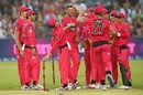 Josh Hazlewood was in fine form on his BBL comeback, Sydney Sixers v Adelaide Strikers, BBL 2019-20, Coffs Harbour, January 5, 2020
