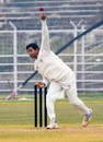 Ashutosh Aman bowls, Bihar v Mizoram, Ranji Trophy 2019-20, Patna, January 4, 2020