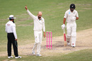 Nathan Lyon celebrates the wicket of Colin de Grandhomme, Australia v New Zealand, 3rd Test, Sydney, 4th day, January 6, 2020