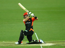 Josh Inglis goes hard on the leg side, Melbourne Renegades v Perth Scorchers, BBL 2019-20, Geelong, January 7, 2020