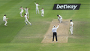 James Anderson runs away to celebrate the wicket of Zubayr Hamza, Day Four, Second Test, South Africa v England, Newlands, Cape Town, January 06, 2020