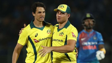 Nathan Coulter-Nile's three pivotal wickets were the set-up for a low-scoring thriller