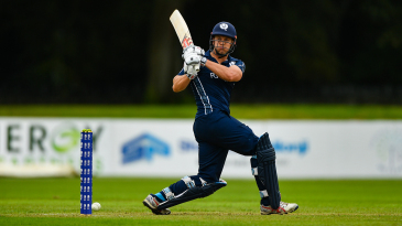 George Munsey's 41-ball 100 was the fifth fastest in all T20Is