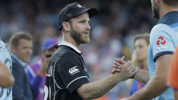 Kane Williamson: inspirational in victory and defeat
