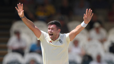 James Anderson may have played his final Test for six months