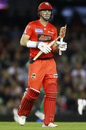 Shaun Marsh broke his bat, Melbourne Renegades v Melbourne Stars, Big Bash, Marvel Stadium, January 10, 2020