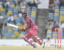 Hayden Walsh saw his side to a tense victory, West Indies v Ireland, 2nd ODI, Bridgetown, January 9, 2020