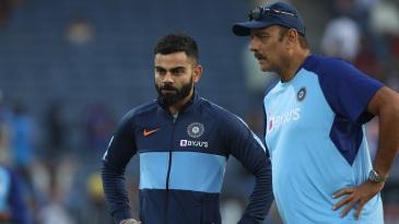 T20 tactics - Virat Kohli and Ravi Shastri are shaking things up