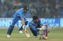 Virat Kohli is caught short of his crease, India v Sri Lanka, 3rd T20I, Pune