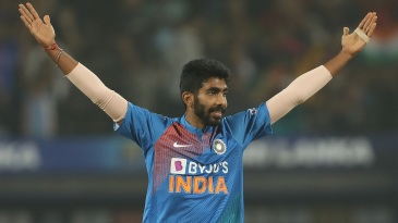 There's no escaping Jasprit Bumrah's early strikes