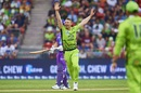 Daniel Sams has been compelling with his left-arm pace, Sydney Thunder v Hobart Hurricanes, Big Bash League, Sydney, January 11, 2020