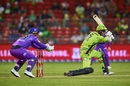Alex Hales is a powerful presence at the top of the order, Sydney Thunder v Hobart Hurricanes, Big Bash League, Sydney, January 11, 2020
