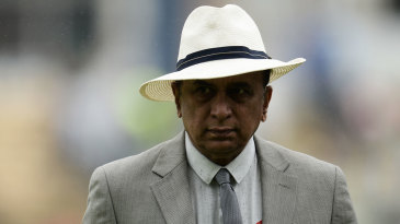 Sunil Gavaskar wants the pay gap between domestic and IPL players 'narrowed down as much as possible'