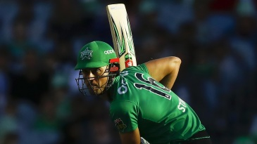 Marcus Stoinis, light, shadow and sixes