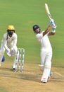 Aditya Tare launches one down the ground, Tamil Nadu v Mumbai, Ranji Trophy 2019-10, Group B, Chennai, 2nd day, January 12, 2020