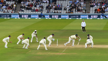 Could four days be the recipe for more tense finishes in Test cricket?