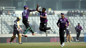 Rubel Hossain is over the moon