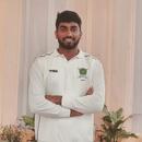 R Sanjay Yadav has been Meghalaya's main man in the 2019-20 domestic season