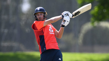 Lewis Gregory retains hope of being included in England's T20 World Cup squad