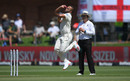 Dane Paterson runs in on Test debut, South Africa v England, 3rd Test, Port Elizabeth, Day 1, January 16, 2020