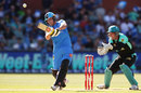 Phil Salt hurried the Adelaide Strikers to victory, Adelaide Strikers v Brisbane Heat, Big Bash League 2019-20, Adelaide, January 17, 2020