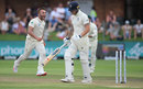 Dane Paterson celebrates his maiden Test wicket, South Africa v England, 3rd Test, Port Elizabeth, 2nd day, January 17, 2020
