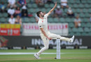 Mark Wood in his delivery stride, South Africa v England, 3rd Test, Port Elizabeth, 3rd day, January 18, 2020