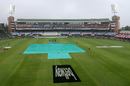 Rain held up proceedings, South Africa v England, 3rd Test, Port Elizabeth, 3rd day, January 18, 2020