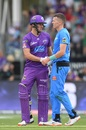 Peter Siddle bowled a fantastic final over to thwart David Miller, Hobart Hurricanes v Adelaide Strikers, BBL 2019-20, Launceston, January 19, 2020