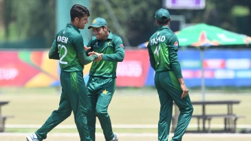 Mohammad Wasim picked up five wickets