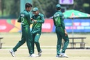Mohammad Wasim picked up five wickets, Pakistan v Scotland, Under-19 World Cup 2020, Potchefstroom, January 19, 2020