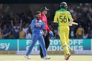 The ploy of batting Mitchell Starc at No. 5 didn't go too well, India v Australia, 3rd ODI, Bengaluru, January 19, 2020