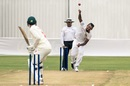 Suranga Lakmal bowled a fine spell on the second morning, Zimbabwe v Sri Lanka, 1st Test, Harare, 2nd day, January 20, 2020