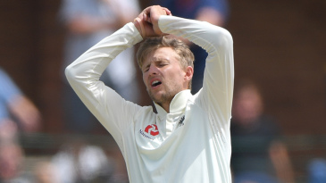 Joe Root conceded 28 runs in a single over