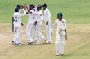 Lasith Embuldeniya picked up the wicket of Sean Williams, Zimbabwe v Sri Lanka, 1st Test, Harare, 2nd day, January 20, 2020