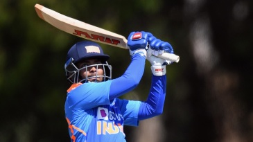 Prithvi Shaw smashed a 100-ball 150 in the second tour game