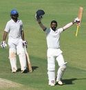 Abhinav Mukund marked his 100th Ranji game with a 100, Tamil Nadu v Railways, Ranji Trophy 2019-20, Chennai, January 20, 2020