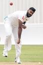 Lahiru Kumara bends his back, Zimbabwe v Sri Lanka, 1st Test, Harare, 2nd day, January 20, 2020