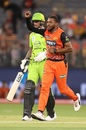 Chris Jordan picked up wickets at crucial points, Perth Scorchers v Sydney Thunder, Big Bash League 2019-20, Perth, January 20, 2020
