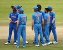 Ravi Bishnoi picked two wickets in an over twice, India v Japan, Under-19 World Cup 2020, Bloemfontein, January 21, 2020