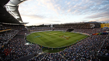 Eden Park's odd shape means some boundaries are significantly shorter than others