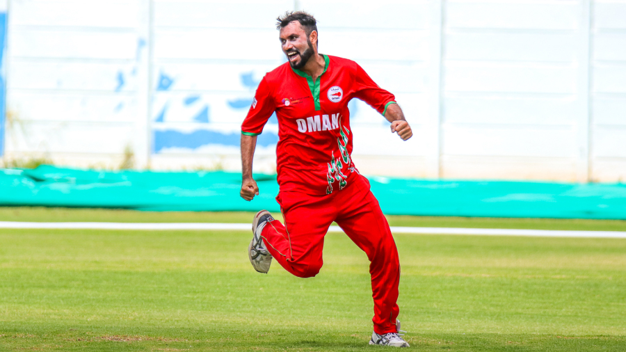 Bilal's four-for was déjà vu for Hong Kong, who had been wrecked by a similar spell from him in 2015