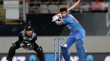 Shreyas Iyer scored his half-century in just 26 balls
