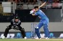 Shreyas Iyer scored his half-century in just 26 balls, New Zealand v India, 1st T20I, Auckland, January 24, 2020