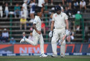 Beuran Hendricks bags Dom Sibley for his maiden Test wicket, South Africa v England, 4th Test, Day 1, Johannesburg, January 24, 2020
