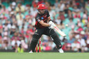 Aaron Finch scored his eighth T20 hundred, Sydney Sixers v Melbourne Renegades, Big Bash, SCG, January 25, 2020