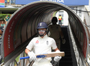 England seamers star with bat and ball