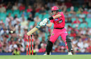 Steven Smith's highest BBL score completed the Sixers' chase, Sydney Sixers v Melbourne Renegades, Big Bash, SCG, January 25, 2020